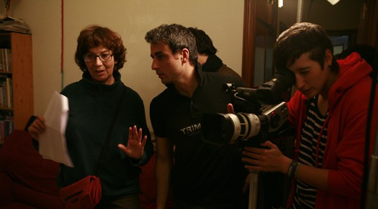 master de interpretación ante la camara-Patricia Ferreira