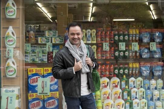 Toni Cano en 'Rodríguez al cuadrado'