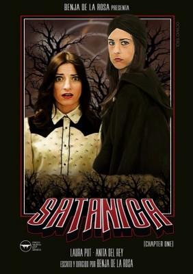 Cartel de 'Satánica'
