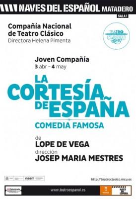 La cortesía de España