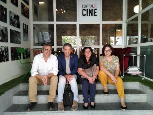 Acuerdo Central de Cine con Union de actores