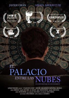 El palacio entre las nubes - Luis Navarrete