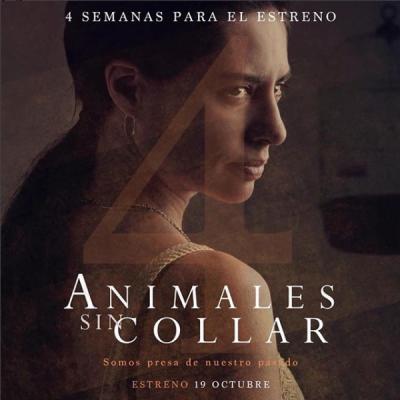 Natalia Mateo en Animales sin collar