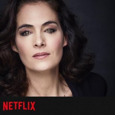 Rocío Muñoz en Élite