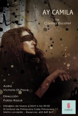 Ay Camila - Victoria Di Pace