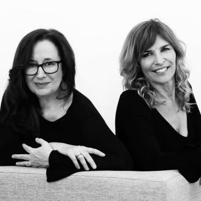 María Ripoll y Elisenda Roca