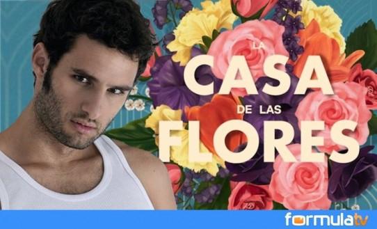 Eduardo Rosa en La casa de las flores