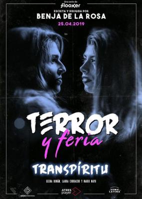 Mario Mayo en Terror y Feria - Transpiritu