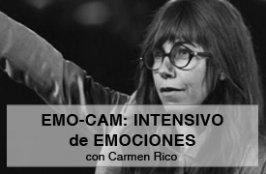 EMO-CAM: INTENSIVO de EMOCIONES - ONLINE, con Carmen Rico