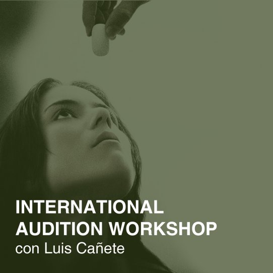 INTERNATIONAL AUDITION - ONLINE