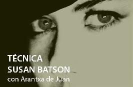 TÉCNICA SUSAN BATSON OnLINE, con Arantxa de Juan