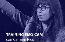 TRAINING EMO-CAM OnLINE, con Carmen Rico
