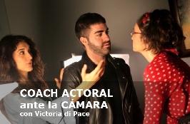 COACH ACTORAL ante la CÁMARA, con Victoria Di Pace
