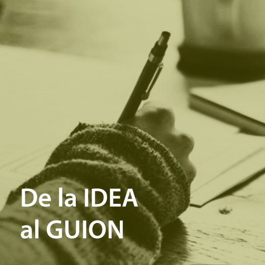 CLAVES de ESCRITURA de GUION para CINE y TV