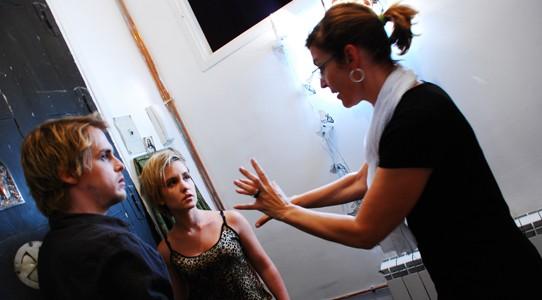 Maria Ripoll-master de interpteación ante la cámara