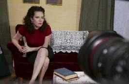 COMPOSICIÓN de PERSONAJES para CINE y TV, con Eva Lesmes