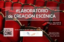 #LABoratorio de CREACIÓN ESCÉNICA para ACTORES